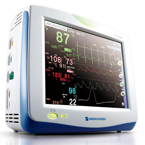 monitor de signos vitales pvm-2703