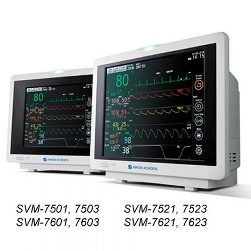 monitor de signos vitales svm