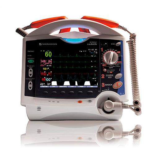 Desfibrilador Cardiolife Serie TEC-8300